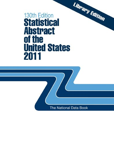 Statistical Abstract of the United States, 2011 (STATISTICAL ABSTRACT OF THE UNITED STATES ENLARGED PRINT EDITION (LIBRARY EDITION))