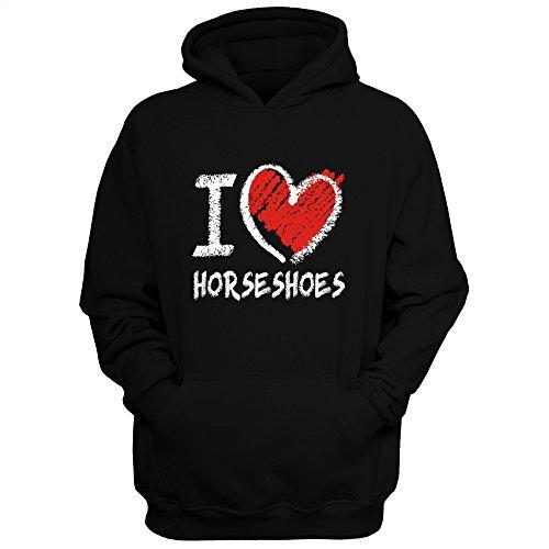 Athletic Style Horseshoe - 4