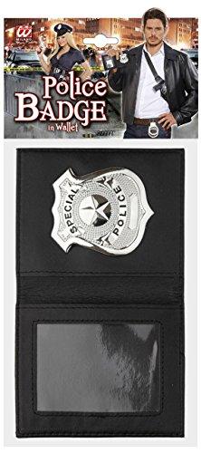 Widmann 05859 - Polizeiabzeichen in Brieftasche