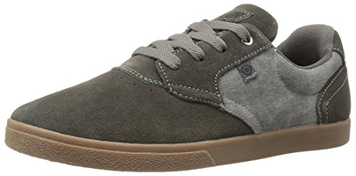 C1RCA Men's jc01 Skateboarding Shoe, Charcoal/Gum, for sale  Delivered anywhere in USA