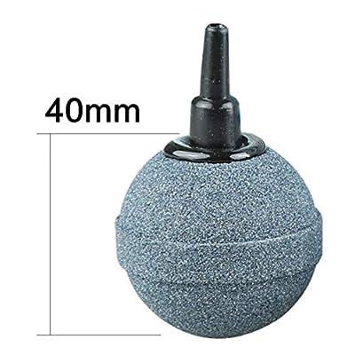 uxcell Aquarium Fish Tank Bubble Diffusers Maker Round Air Stones