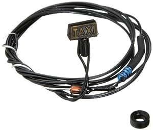 Viessmann 5039  - H0 Señal de taxi luminosa [Importado de Alemania]