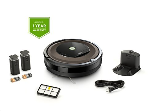 Irobot Virtual Wall - iRobot Roomba 890 Vacuum + 1 Extra Virtual Wall
