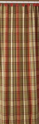 Park Designs Heartfelt Shower Curtain, 72 x 72