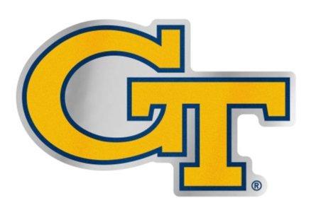WinCraft NCAA Georgia Tech University Yellowjackets 4.85