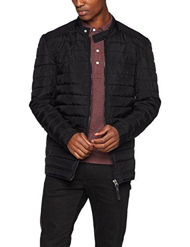 Black Men's Norfolk Black 999 Jacket Indicode YxvRSwqx