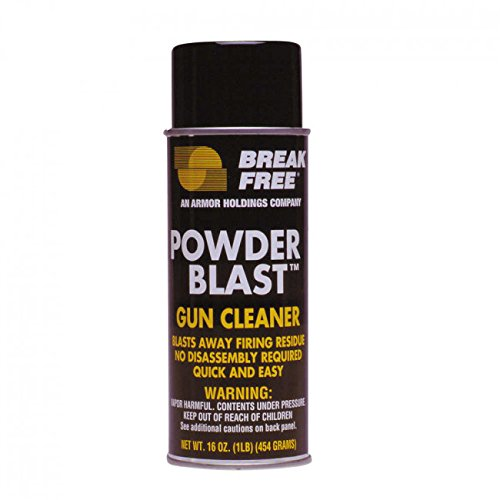 BreakFree Powder Blast Cleaner Aerosol 12 oz. Pack of 2 Cans by BreakFree
