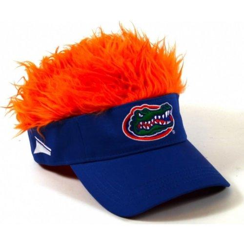 NCAA Florida Gators Flair Hair Cap Visor