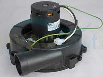 68K21 Lennox/Fasco Induced Draft Combustion Air Blower Assembly LB-65734G
