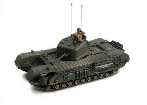 1:72 Forces of Valor ダイキャスト Churchill Infantry tank チャーチル歩兵戦車 MK.IV