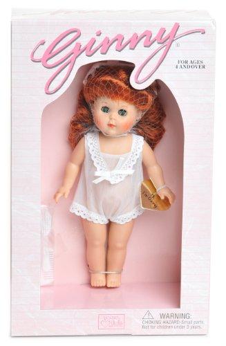 8 Vogue Doll Ginny (Ginny Dress Me Redhead- 8 Ginny Doll by The Vogue Doll Company