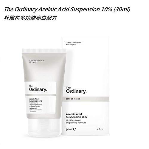 Azelaic Acid Cream - The Ordinary Azelaic Acid Suspension 10% 30ml