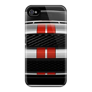 Hot TwH23519pzBV Cases Covers Protector For Iphone 6- 2011 Ford Shelby Gt500 2