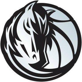 ProMark Dallas Mavericks Silver Auto Emblem
