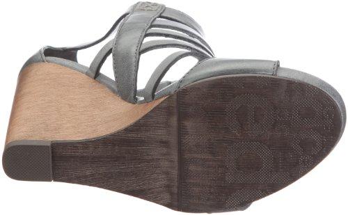 Sandalen Grey by HEGE R49536 Fashion Damen ESPRIT SANDAL Sandalen Dim edc Grau A8qpPp