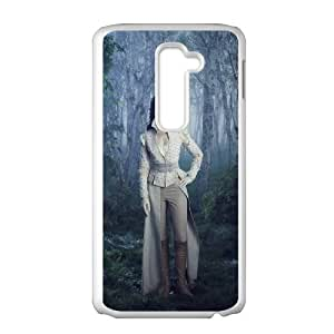 Once Upon A Time HILDA5016279 Phone Back Case Customized Art Print Design Hard Shell Protection LG G2