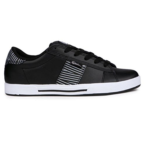 Osiris Streifen Skate Schwarz Schuhe Serve Weiß wwBzr7Uq