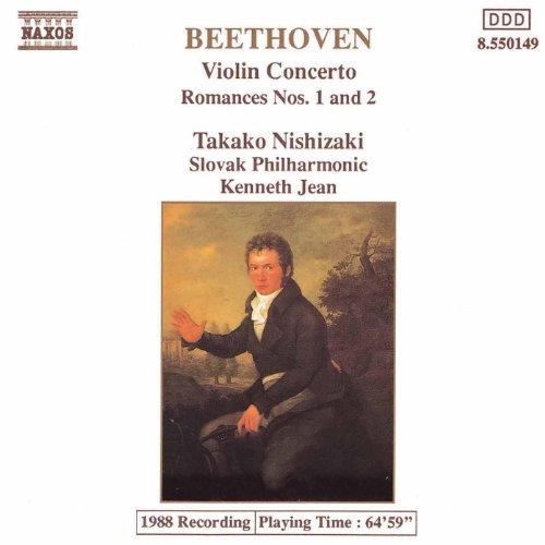 - Beethoven: Violin Concerto / Romances Nos. 1 And 2