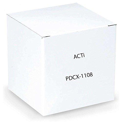 ACTi PDCX-1108 Vandalproof Tinted Dome ()