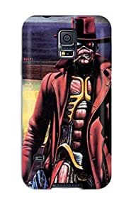 Galaxy S5 Case Cover Iron Maiden Case - Eco-friendly Packaging