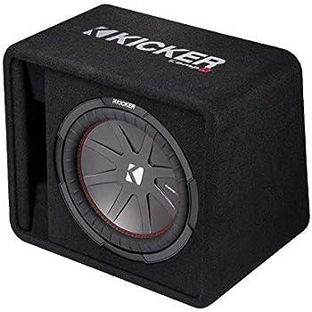 Amazon.com: Kicker 12 Inch 1000W Subwoofer Box + 1500W