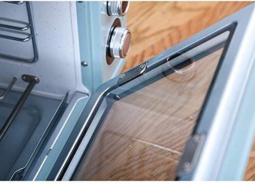 PLEASUR Horno eléctrico de 45L, Control de Temperatura ...