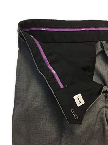 Hiltr Size Wool Grey In W32 Trousers CqrC4A
