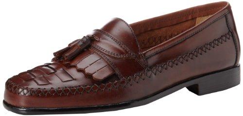 Giorgio Brutini Men's Mallardi 67133 Slip-On Loafer,Luggage,9 M US