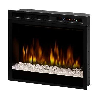 "DIMPLEX 28"" Multi-Fire XHD Firebox with Logs Black/1500"