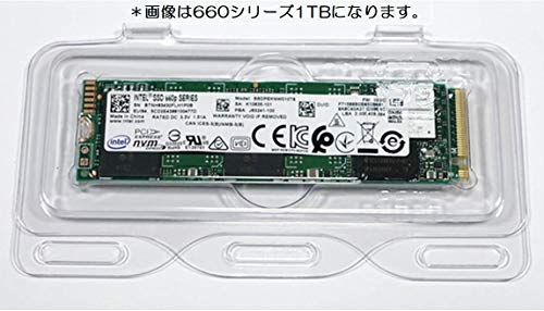 عروض Intel 660p M.2 2280 2TB NVMe PCIe 3.0 x4 3D NAND Internal Solid State Drive (SSD) SSDPEKNW020T8X1