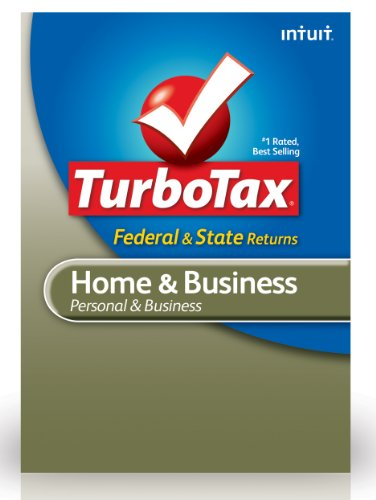 - TurboTax Home & Business Federal + E-File + State 2012 for PC [Old Version]