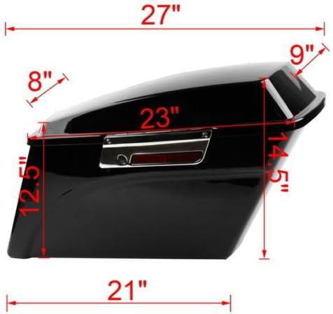 Lid Latch Keys Fit For Harley Road King Ultra Street Electra Glide1994-2013 97 98 2012 2011 05 06 07 08 TCT-MT Hard Saddle bags Saddlebag Trunk