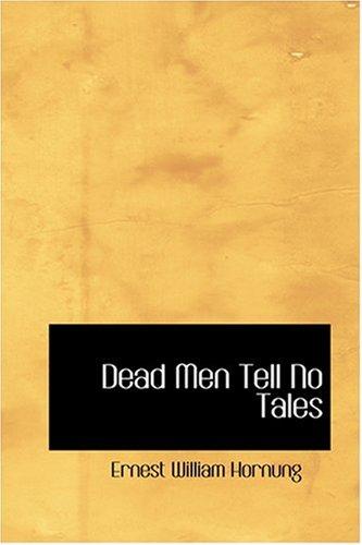 Download Dead Men Tell No Tales pdf