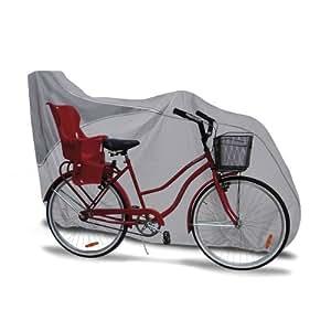 Rayen 6098 - Funda para bicicleta, impermiable y con cierre ajustable