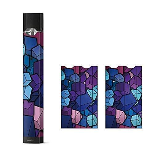 Amazon.com: Cajas de colores 3D, diseño de Juul, funda ...