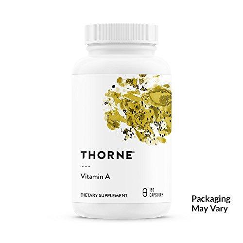 Thorne Research – Vitamin A – 90 Capsules