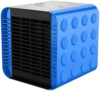GXDHOME Calefactores Ventilador Mini Calentador eléctrico ...