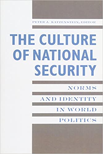 The Culture of National Security: Norms and Identity in World Politics (New Directions in World Politics)