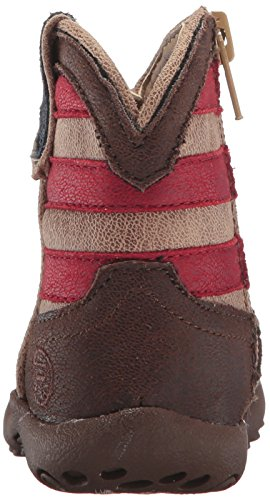 Pictures of Roper Baby American Patriot Brown 3 M US Infant 8