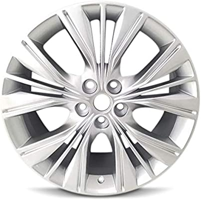 Amazon.com: Road Ready Replacement For Aluminum Wheel Rim 20x8.5 Inch 2014-2018 Chevrolet Impala: Automotive