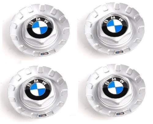 3 Series E46 Wheel Center Hub Caps x4pcs 36136757372 NewGenuine GTV PROJECT