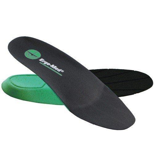 ergo Única Verde Palmilha Med Atlas Inserção Sapato Baixo Palmilha 0WEnRn6w