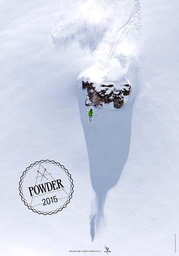 POWDER 2015: Freeski-Kalender