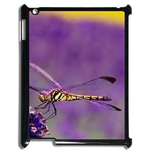 Beautiful Dragonfly Custom Cover Case for Ipad2,3,4,diy phone case ygtg-310042 wangjiang maoyi