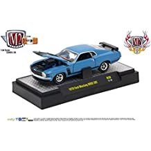 M2 Machines 1:64 Detroit Muscle Release 38 1970 Ford Mustang BOSS 302