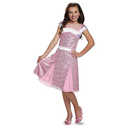 Disguise 88146L Audrey Coronation Deluxe Costume, Small (4-6x) (Creative Cute Women Halloween Costumes)