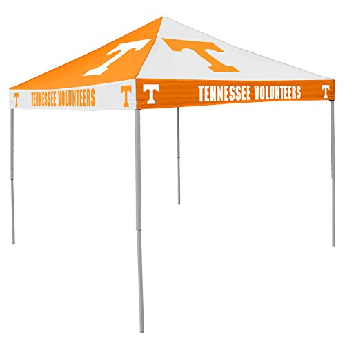 Tent, Tennessee, 9 foot X 9 foot (Tennessee Volunteers Ncaa Valance)