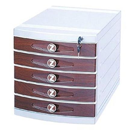 Mueble archivador con cerradura Gabinete de almacenamiento ...