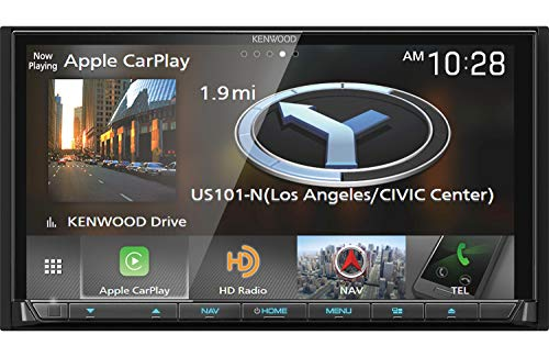 Kenwood DNX875S AV Navigation System with Bluetooth