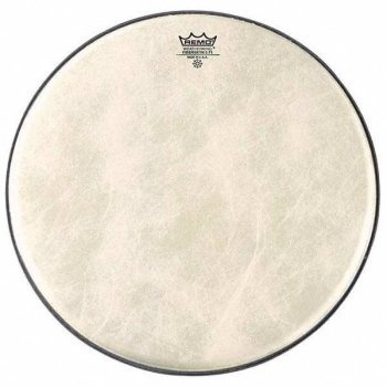 - Remo FD-1522-00 22-Inch Fiberskyn 3 Diplomat Bass Drum Head